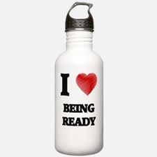 being ready Water Bottle
