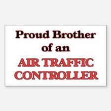 Proud Brother of a Air Traffic Controller Decal