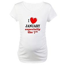 January 7th Shirt