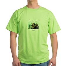 Trinity and Key Maker.rtf T-Shirt