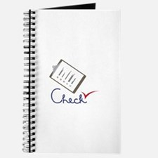 Checklist Approval Journal