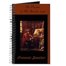"""The Painter in His Studio"" - Journal"