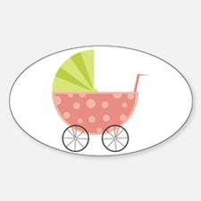 Baby Carriage Decal