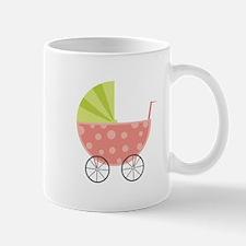 Baby Carriage Mugs