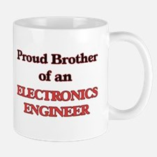 Proud Brother of a Electronics Engineer Mugs