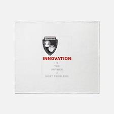 Innovation Throw Blanket