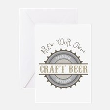 Brew Your Own Greeting Cards