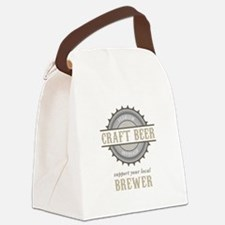 Support Local Canvas Lunch Bag
