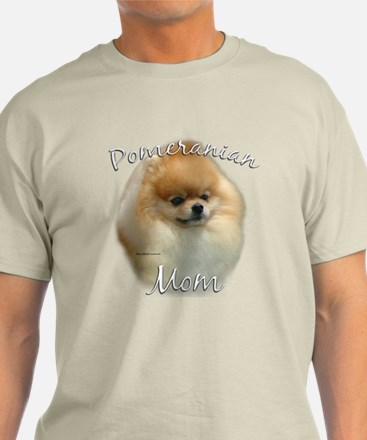 Pomeranian Mom2 T-Shirt