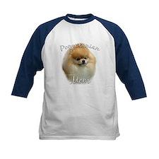 Pomeranian Mom2 Tee
