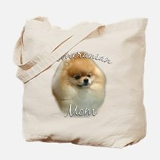 Pomeranian Mom2 Tote Bag