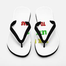 Let's go to Honduras Flip Flops