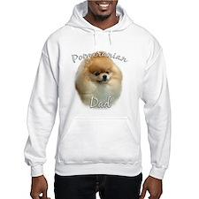 Pomeranian Dad2 Hoodie