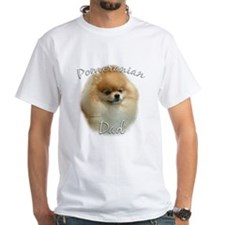 Pomeranian Dad2 Shirt