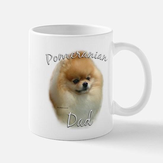 Pomeranian Dad2 Mug