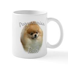 Pomeranian Dad2 Small Mug