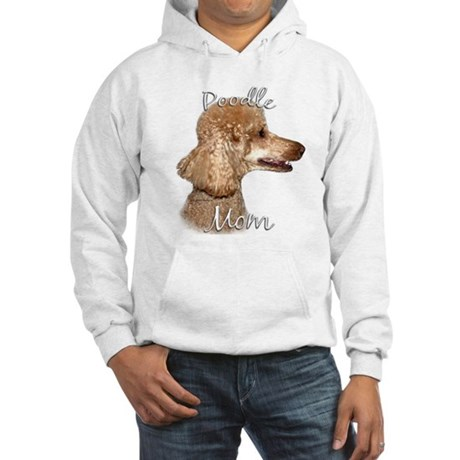 Poodle Mom2 Hooded Sweatshirt