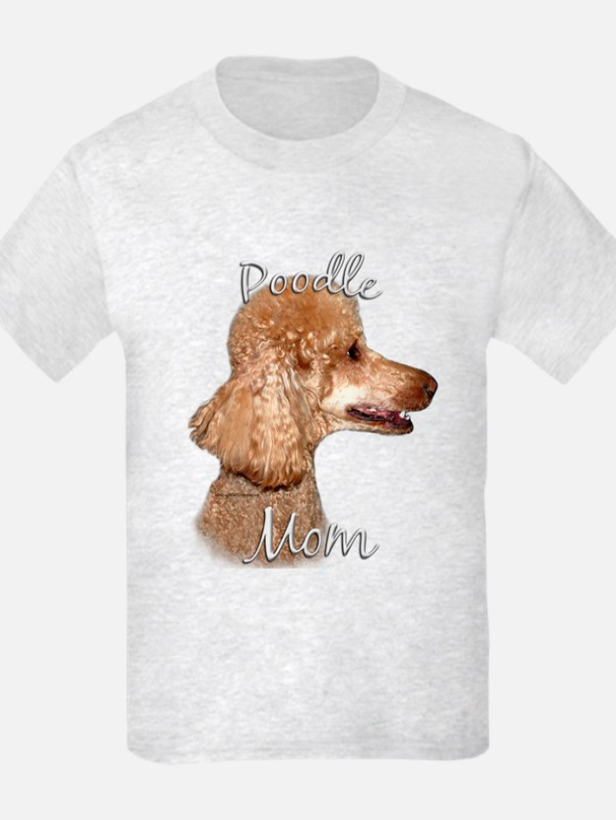 Poodle Mom2 T-Shirt