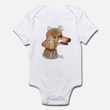 Poodle Mom2 Infant Bodysuit