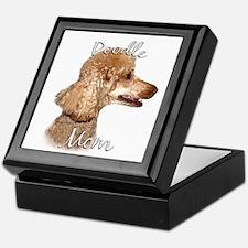 Poodle Mom2 Keepsake Box