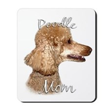 Poodle Mom2 Mousepad