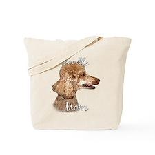 Poodle Mom2 Tote Bag
