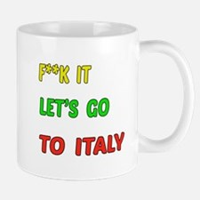 Let's go to Italy Mug