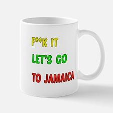 Let's go to Jamaica Mug
