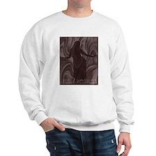 Bellydance Silhouette #1 Sweatshirt