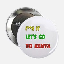 "Let's go to Kenya 2.25"" Button (10 pack)"