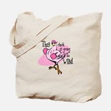 Going To Win Tote Bag
