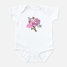 Going To Win Infant Bodysuit