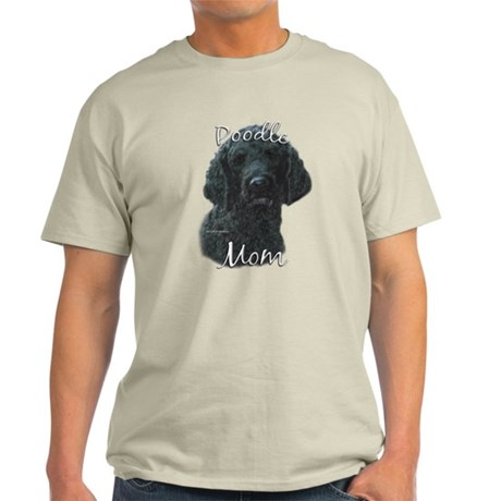 Poodle Mom2 Light T-Shirt