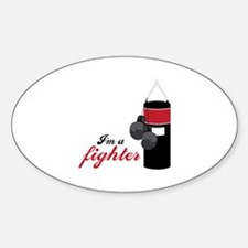 Boxing Fighter Decal