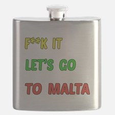 Let's go to Malta Flask