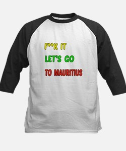 Let's go to Mauritius Tee
