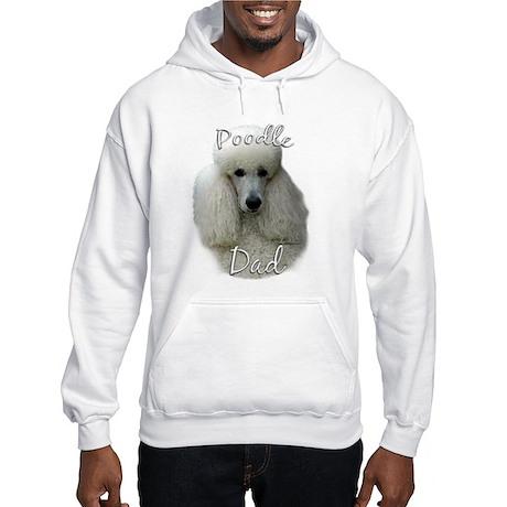 Poodle Dad2 Hooded Sweatshirt