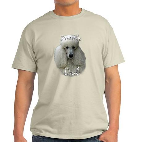 Poodle Dad2 Light T-Shirt