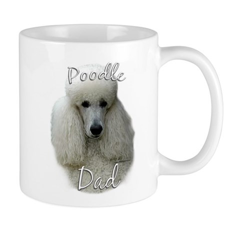 Poodle Dad2 Mug