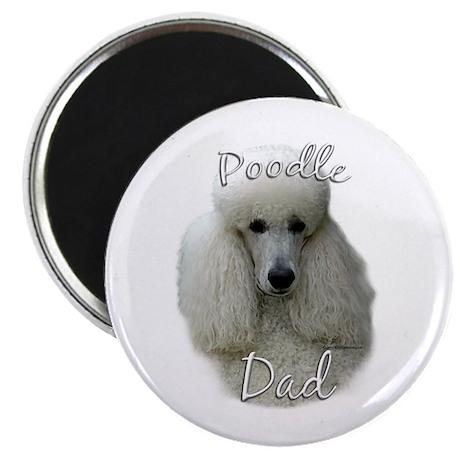 Poodle Dad2 Magnet