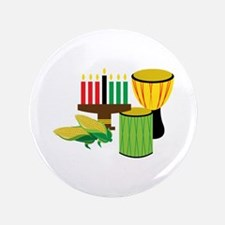 Kwanzaa Celebration Button