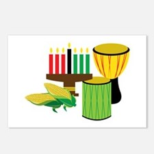 Kwanzaa Celebration Postcards (Package of 8)