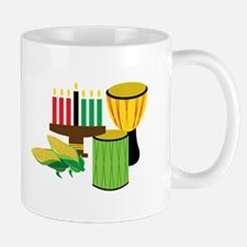 Kwanzaa Celebration Mugs