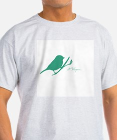 Unique Ovarian cancer hope T-Shirt