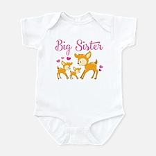 Big Sister Deer Body Suit