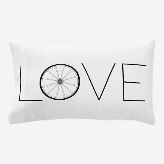 Love Wheel Pillow Case