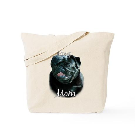 Pug Mom2 Tote Bag