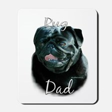 Pug Dad2 Mousepad