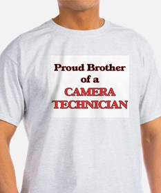 Proud Brother of a Camera Technician T-Shirt