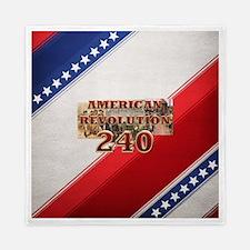 American Revolution 240 Queen Duvet